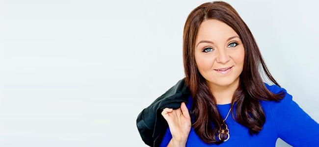 Zahrina Robertson Personal, Branding Photography and Video Branding for Business Leader - Lauren Jobson